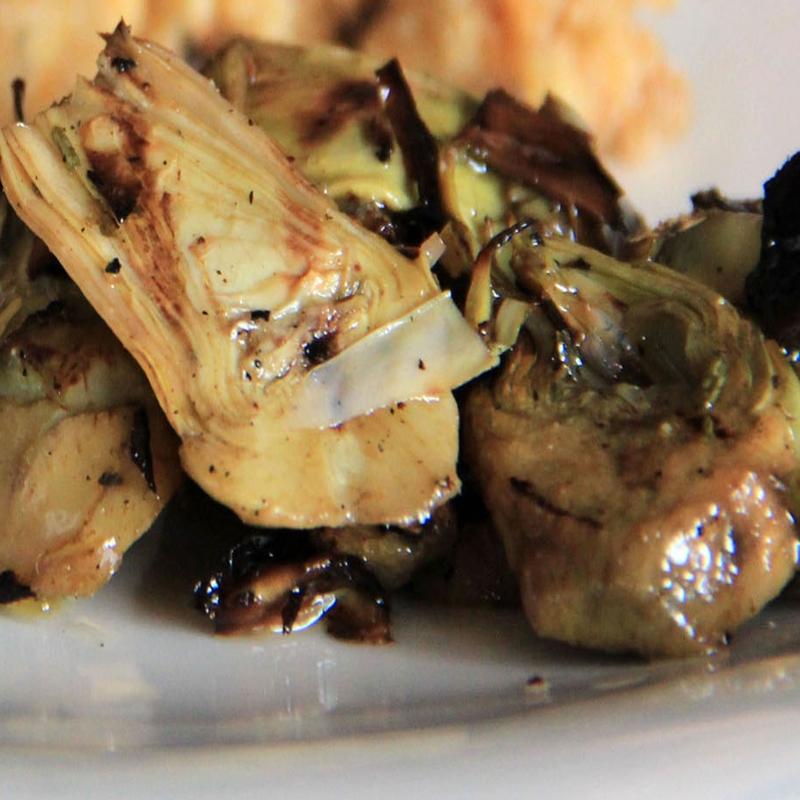 Grilled Artichokes Kg 2,9
