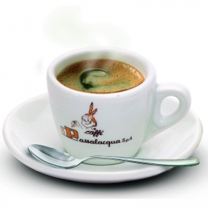 Kit Cup + Saucer Coffee Passalacqua (6 Pieces)