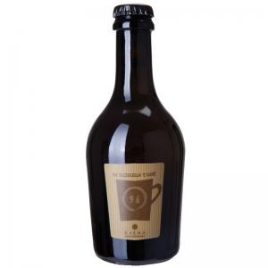"""Bière artisanale Karma """" Na tazzulella'e Café"""" 33 cl"""