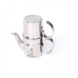 Neapolitan coffee maker 1-2 cups