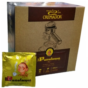Waffles Passalacqua Cremador - GUSTO AL CUERPO - Box 50 PODS
