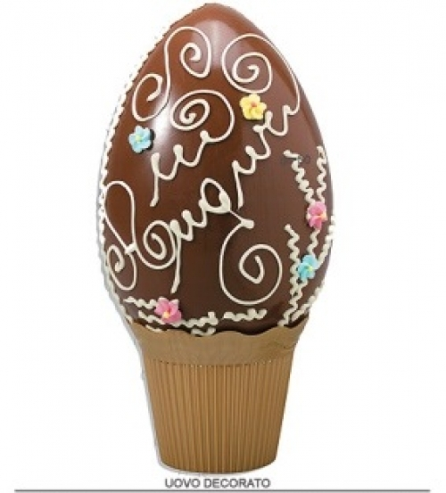 Decorated Egg 300 Gr. (Height 41 Cm)