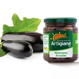 Roasted Eggplant 540 gr.
