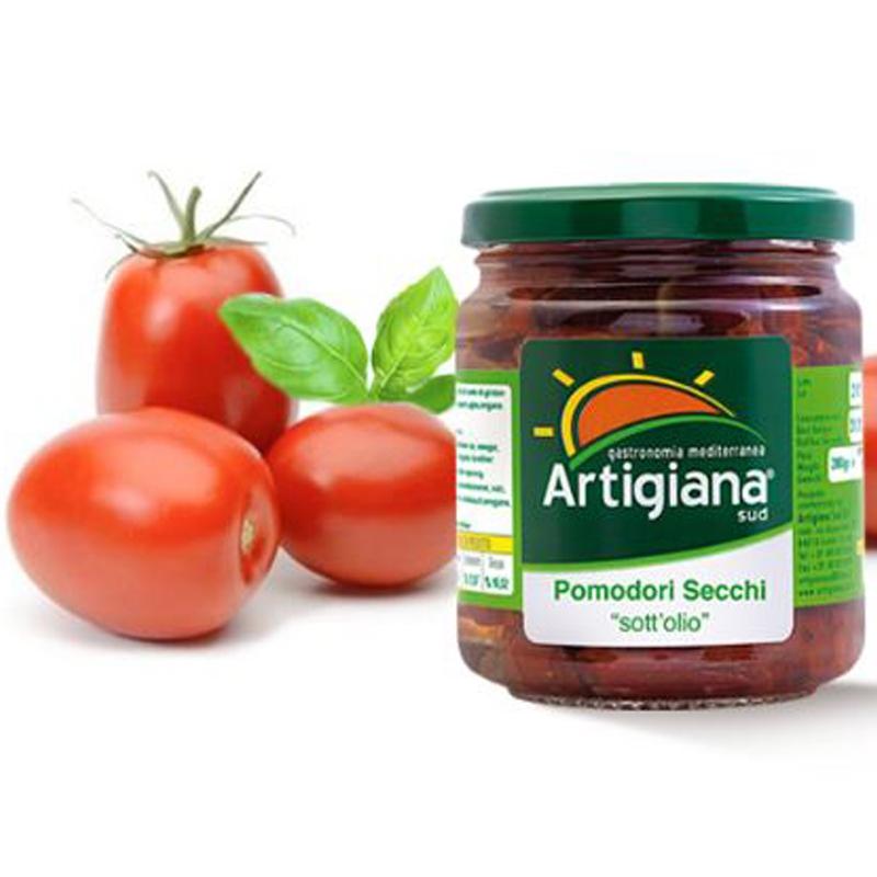 Pomodori Secchi 540 Gr.