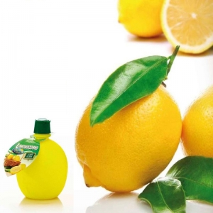 Lemon juice - 20 cl (Box 12 pieces) O Sole e Napule