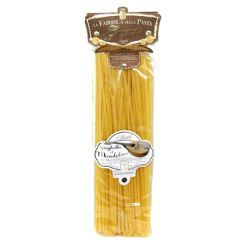 Spaghetti a corda di Mandolino IGP 500 Gr.