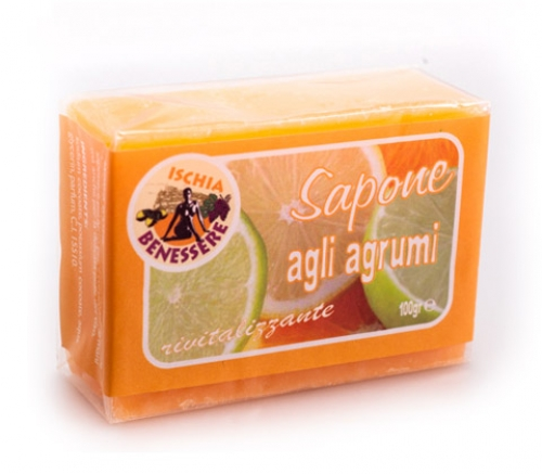 SOAP AGRUMES