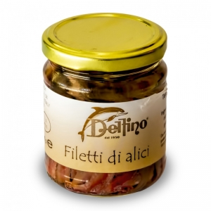 Cetara Filetes de anchoa 212 ml