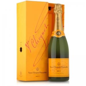 OFERTA ESPECIAL! Champagne Veuve Clicquot Brut 75 cl.