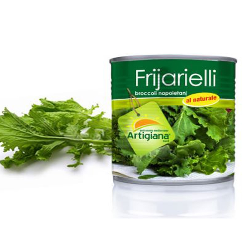 Broccoletti alla Napoletana AL NATURALE | Frijarielli | Kg. 1