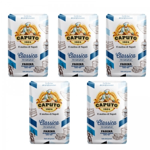 Caputo Flour Blu Kg. 1 Type 00 (5 pieces)