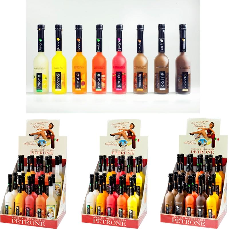 Creme di liquore 10 Cl - Box 20 pezzi - Summer -