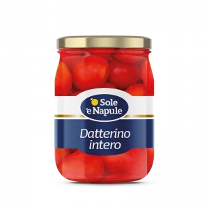 "TOMATOES Datterini 580 Gr ""O Sol and Napule"""