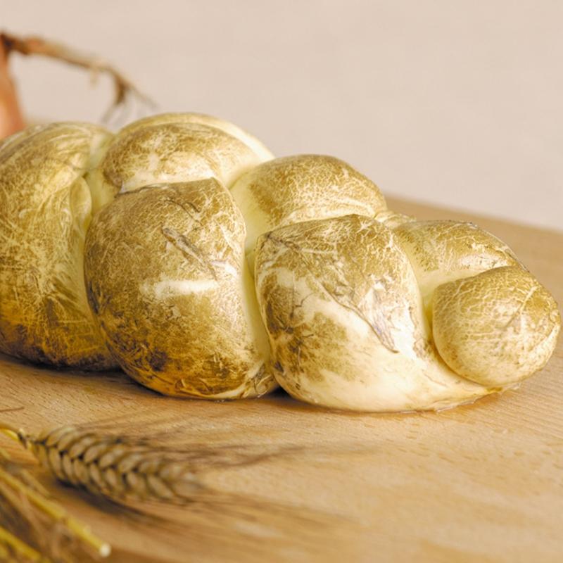 Trenzado Mozzarella di Bufala AHUMADO (1 Kg)