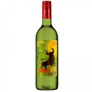 White Sangria bottle 75 cl