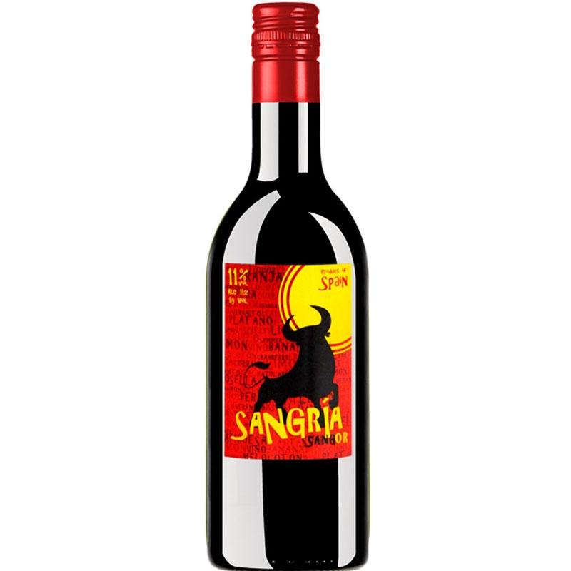 Sangria espagnole bouteille 3,75 cl