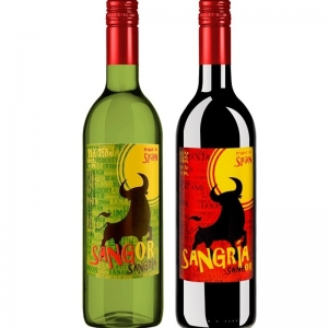 Spanish Sangria 75 cl - White Sangria 75 cl