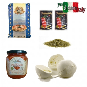 Kit Pizza Cà Pummarola Ncoppa
