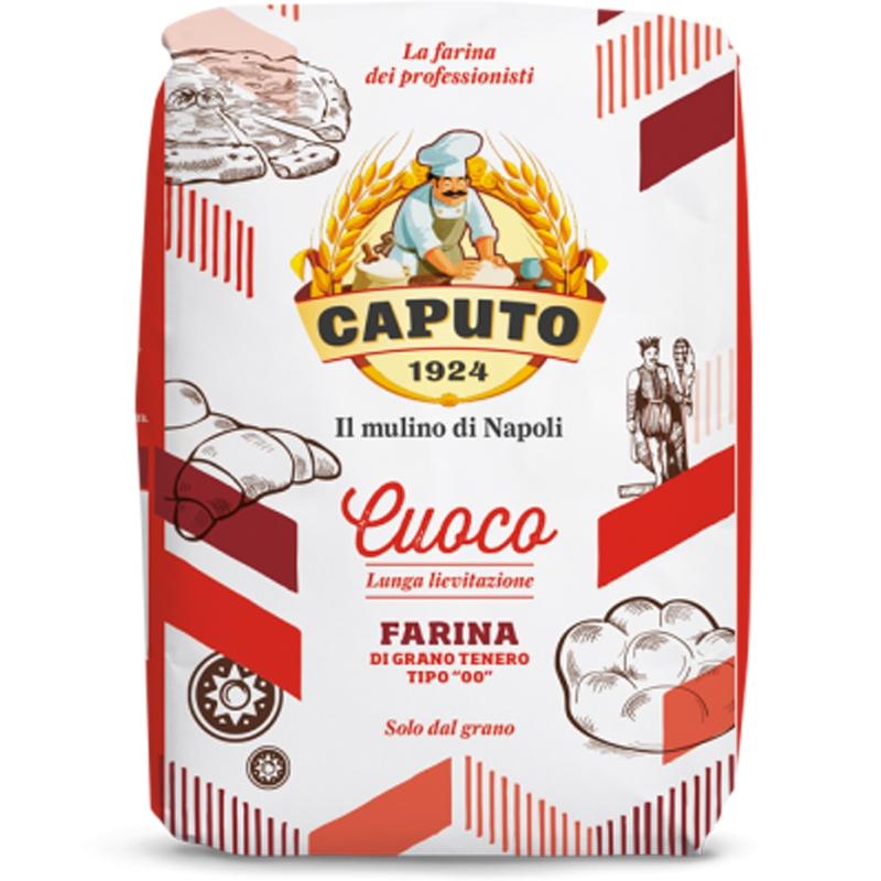 "Caputo flour ""Cuoco"" Chef Kg. 5"