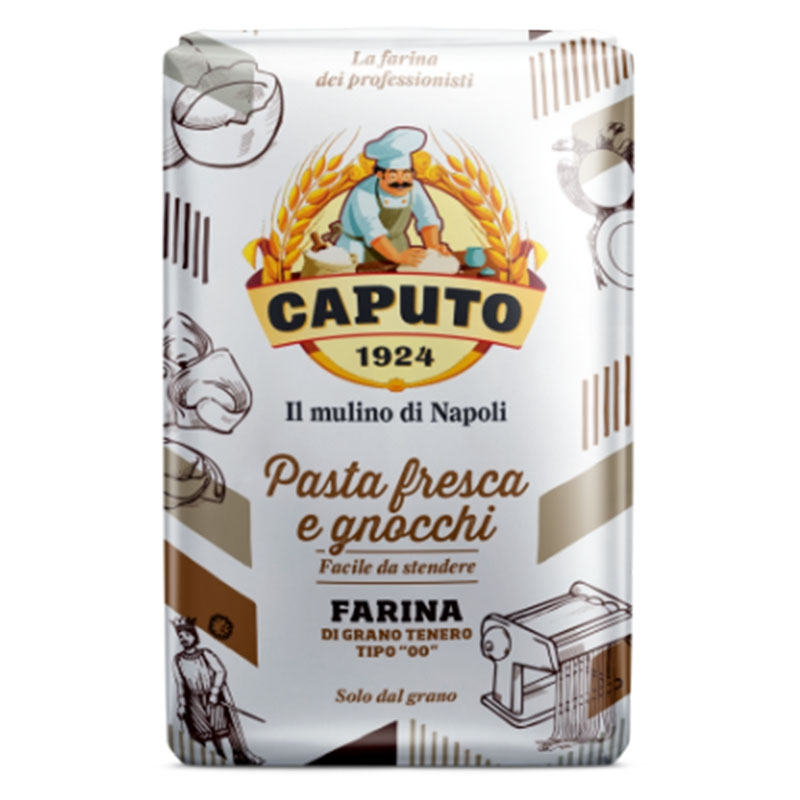Farina Caputo Pasta Fresca e Gnocchi Kg. 5