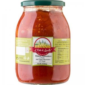 Nobile Pomodoro Campano a fette nel sugo 1062 ml