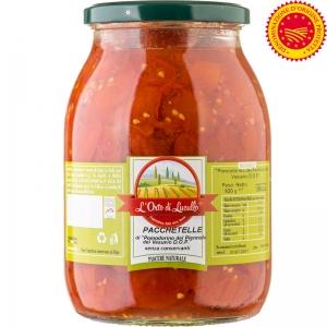 Pacchetelle de tomate Piennolo DOP 1062 ml