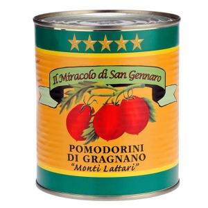Tomates Gragnano miracle de San Gennaro 800 Gr.