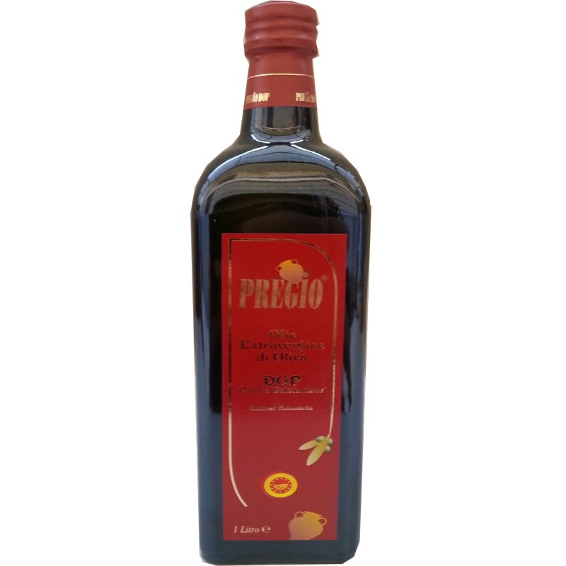 Aceite Pregio Lt. 1 DOP -