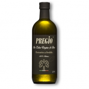 Oil Pregio Lt. 1 - Extra virgin, cold pressed
