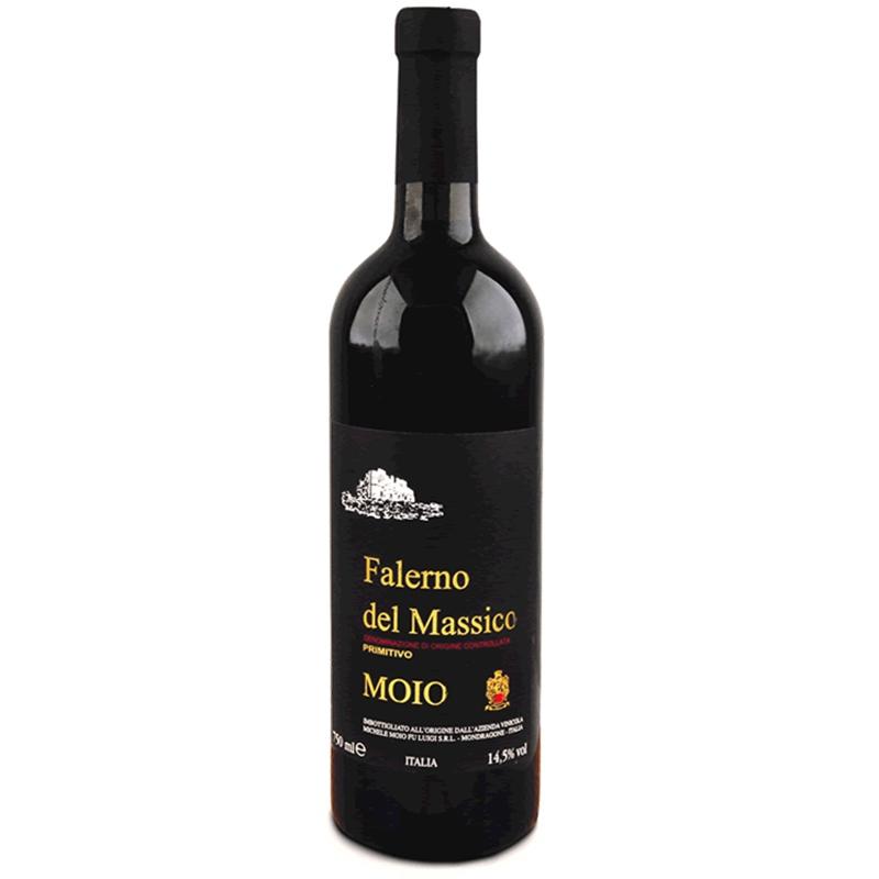 Vino Falerno - Cantine MOIO