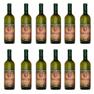 Vino Solopaca Bianco - Vinicola del Titerno (12 piezas)