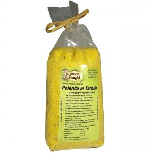 Polenta mit Trüffeln 400 Gr.