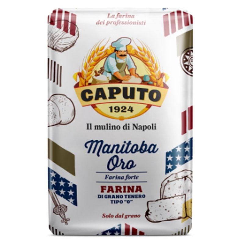 """Harina Caputo manitoba """"ORO"""" kg 1"""
