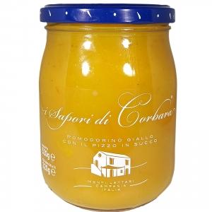 Yellow Tomato in Sauce 580 ml