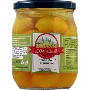 Tomates amarillos al Natural - Orto di Lucullo