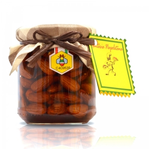 Almonds in Chestnut Honey - Park of Vesuvius