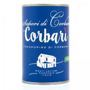 Corbarì in latta 400 gr - POMODORINO DI CORBARA - I Sapori di Corbara