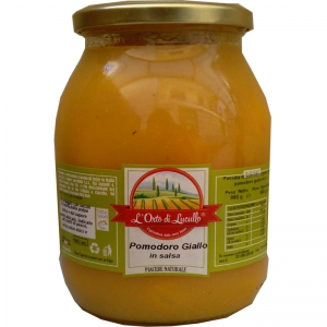 Pomodorino Giallo in Salsa 1062 ml
