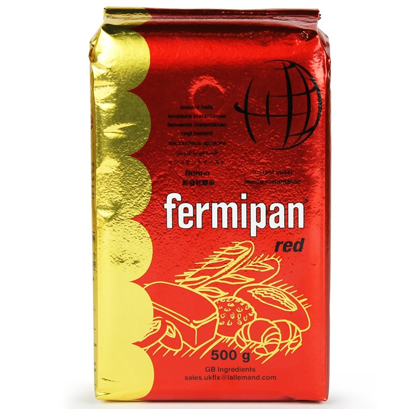 how to use fermipan yeast
