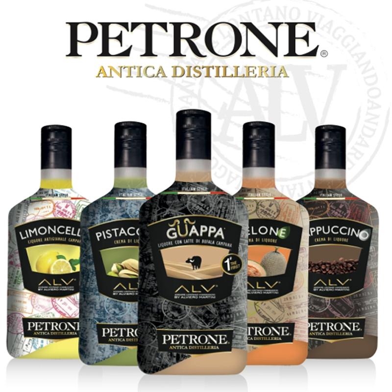 Licor de crema Patrón Alviero Martini - 70cl -