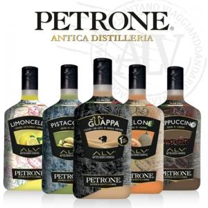 Creme di liquore Petrone Alviero Martini - 70 Cl -
