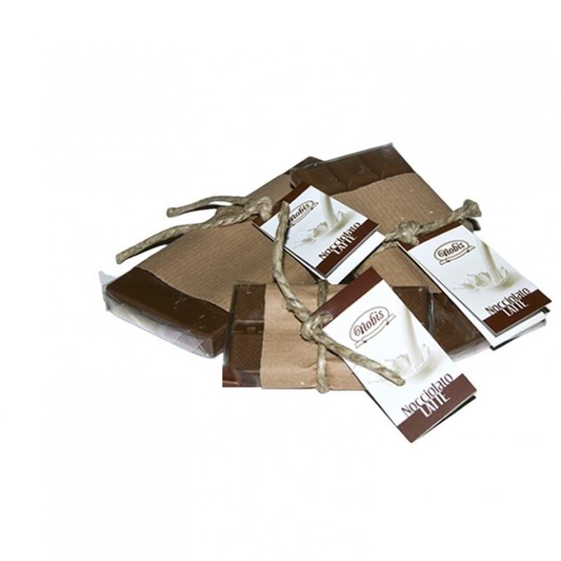 Chocolat noisette lait Tablet