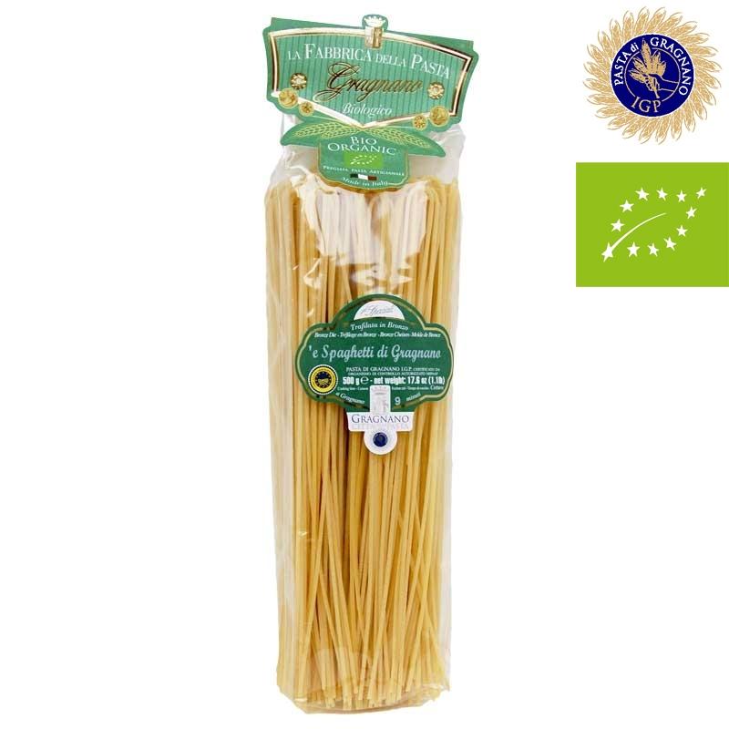 Spaghetti Gragnano IGP BIO