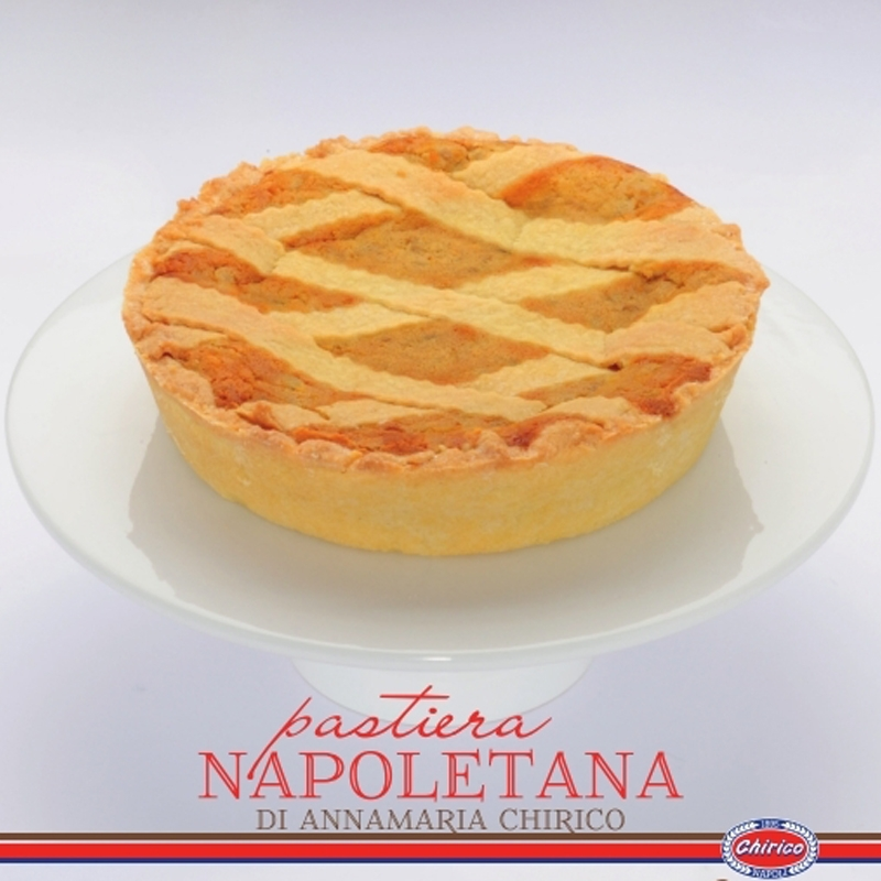 PASTIERA NAPOLETANA - CHIRICO -