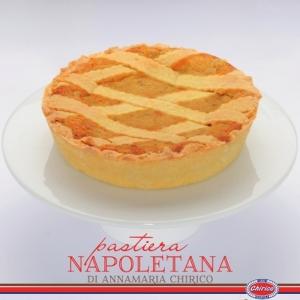 NEAPOLITANISCHE PASTIERA - CHIRICO -