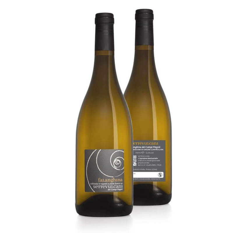 Wine SETTEVULCANI - Falanghina dei Campi Flegrei doc