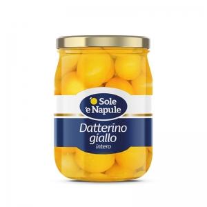 """Datterino Giallo 560gr - """"O Sol e Napule"""""""