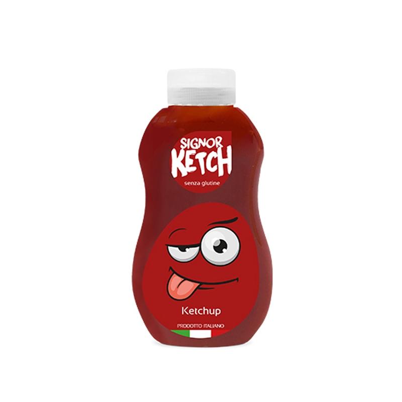 """Ketchup 250gr - """"O Sol e Napule"""""""