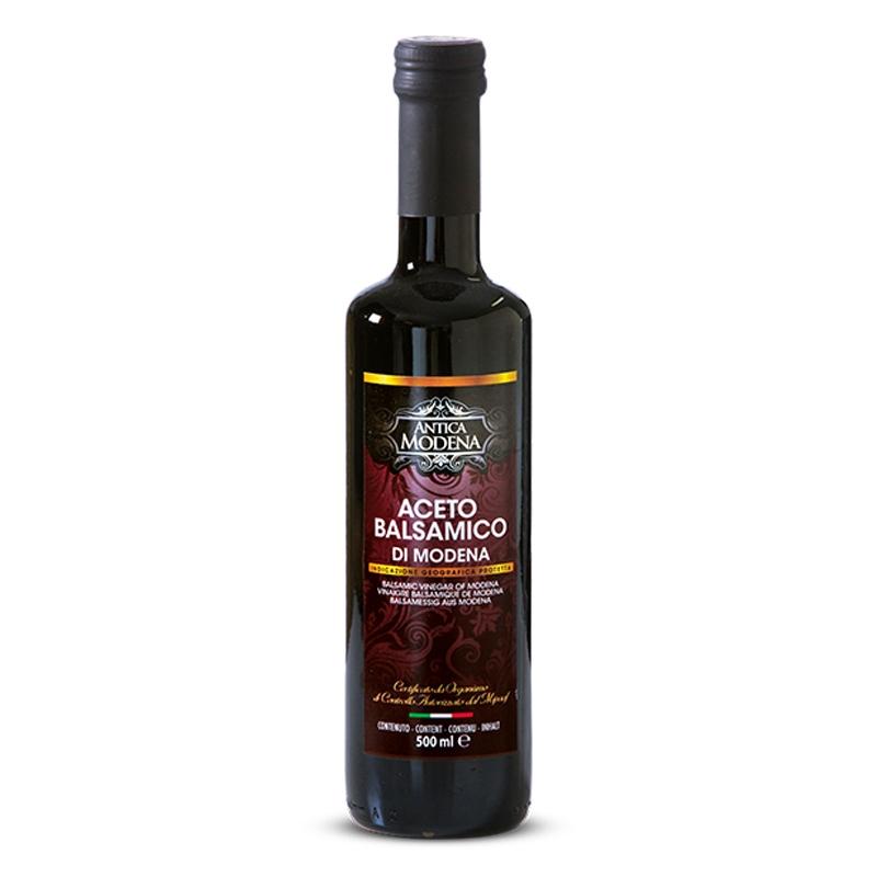"""Aceto balsamico di Modena IGP 500ml - """"O Sol e Napule"""""""