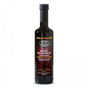 "Balsamic Vinegar of Modena IGP 500ml - ""O Sol e Napule"""